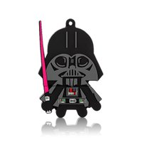 Pendrive Darth Vader Multilaser 8Gb- PD035