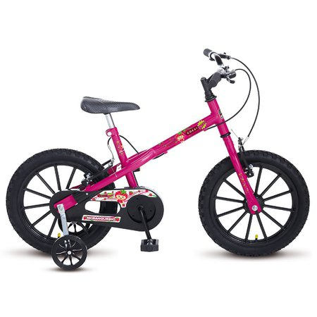 Bicicleta Colli Fruit - MTB com Aro 16 Freios V-Break