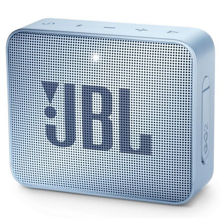Caixa de Som Bluetooth JBL GO 2 Cyan