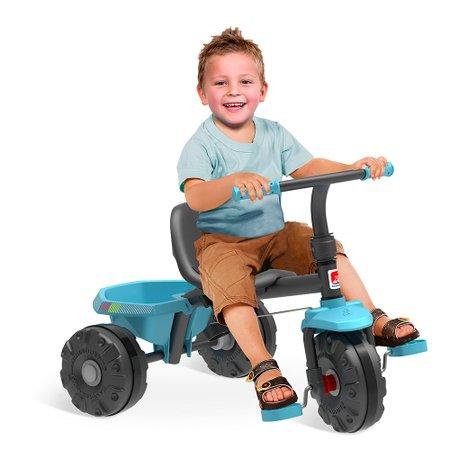Triciclo Smart Plus - Bandeirante - Azul