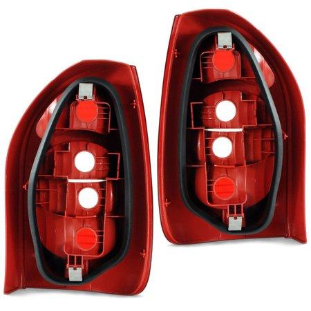Lanterna Traseira Citroen Xsara Picasso 2005 2006 2007 2008 2009 2010 2011 e 2012