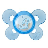 Chupeta Physio Comfort Cachorrinho azul 0+ - Chicco