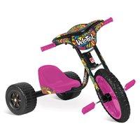 Triciclo Velotrol - Bandeirante - Rosa