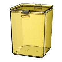 Pote Guarda Fácil Hermético 1,5L Biscoitos Bolachas - Colors - Amarelo