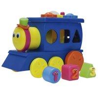 Brinquedo Educativo Bob o Trem Sons e Formas- Fun Divirta-se