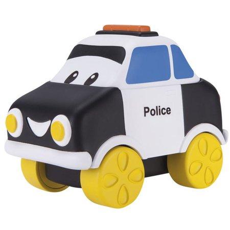Carrinho Bob O Trem Turma Turbo Polícia - Fun Divirta-se