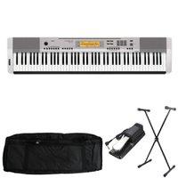 Kit Piano Digital Casio CDP230 88 Teclas +Capa Suporte Pedal