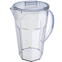 Jarra De Suco Com Tampa 1,8 Litros Jarra De Acrílico Água Natural