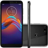Celular Smartphone Motorola Moto E6 Play Cinza Metalico 32GB Tela 5.5
