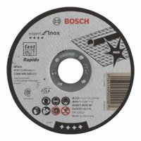 Disco De Corte Rápido 115X1,0X22,23Mm