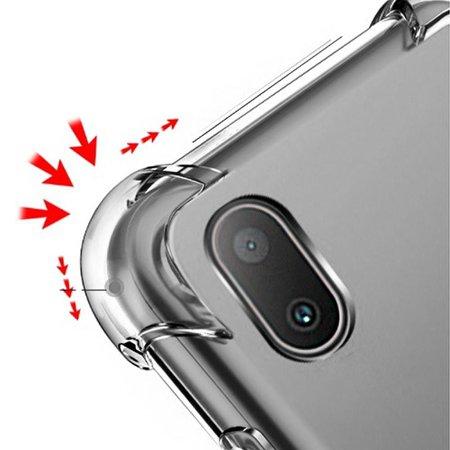 Capa Protetora Anti Impacto Samsung Galaxy A10 Transparente