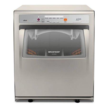 Lava-louças Brastemp Ative! 8 Serviços BLF08ASBNA