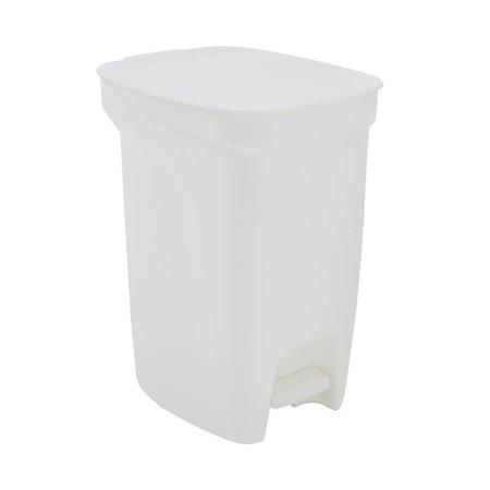 Lixeira Tramontina 10 Litros Compact em Polipropileno Branco
