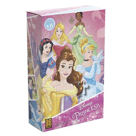 Puzzle 100 peças Princesas