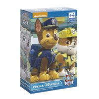 Puzzle 30 peças Patrulha Canina