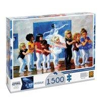 Puzzle 1500 peças - Bailarinas