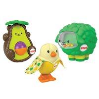 Fisher-Price Conjunto de Animais Deliciosos - Mattel