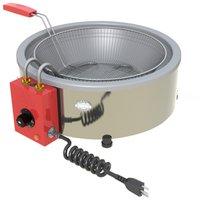 Tacho Fritadeira Elétrica Industrial Progas 7Litros Aço Inox 127V