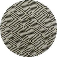 Tábua de Vidro Doce Cozinha para Corte Redonda 25cm - Estampa 2