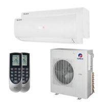 Ar Condicionado Bi Split Inverter Gree 36000 BTUs (12000+24000) Q/F 220V GWHD36ND3GO