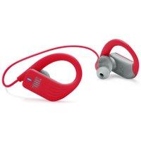 Fone De Ouvido Bluetooth JBL Endurance Sprint á Prova D'àgua Vermelho