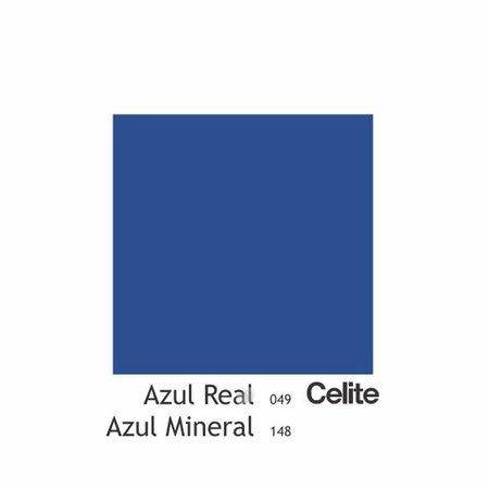 Assento Sanitario Poliester Versato Azul Mineral para vaso Celite