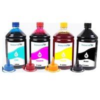 Kit 4 Tintas para HP 8000 | 8500 (HP 940 | 940XL) 1 Litro