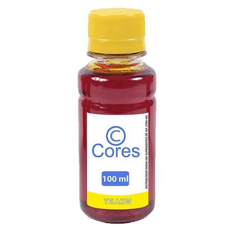 Tinta para Hp Deskjet Ink Advantage 1115 Yellow 500ml Cores