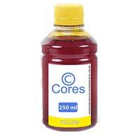 Tinta para Hp Deskjet Ink Advantage 1115 Yellow 250ml Cores
