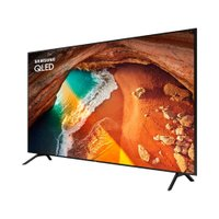 Smart TV QLED 55 Polegadas Samsung 55Q60 Ultra HD 4K com conversor Digital 4 HDMI 2 USB Wi-Fi