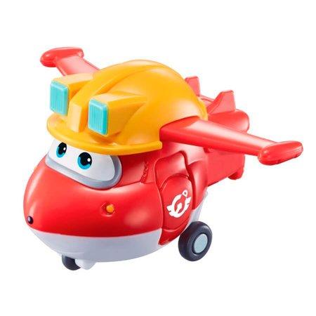 Super Wings Mini Change'EmUp Jett Construtor- Fun Divirta-se