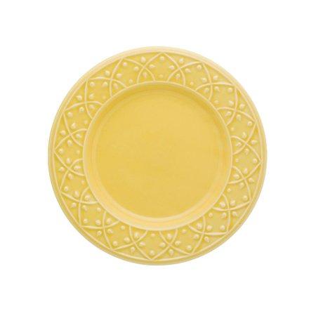 Conjunto de 6 Pratos Sobremesa 20cm Mendi Sicília