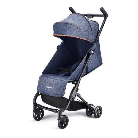Fisher Price Carrinho Compacto Baby Nano Jeans - Multikids