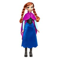 Boneca Articulada Frozen Anna  - Hasbro