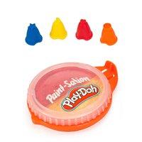 Carimbos e Pote Laranja 2 em 1 Play-Doh - Fun Divirta-se