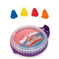 Carimbos e Pote Roxo 2 em 1 Play-Doh - Fun Divirta-se