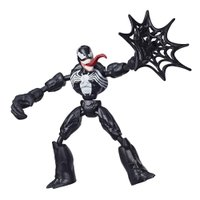 Boneco Venom Bend and Flex - Hasbro