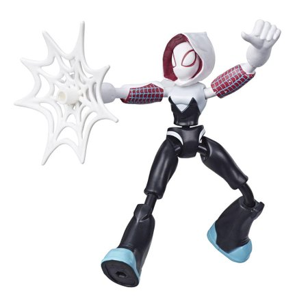 Boneco Ghost Spider Bend and Flex - Hasbro