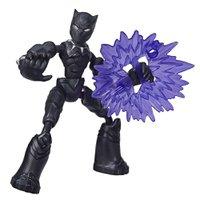 Boneco Pantera Negra Vingadores Bend and Flex - Hasbro
