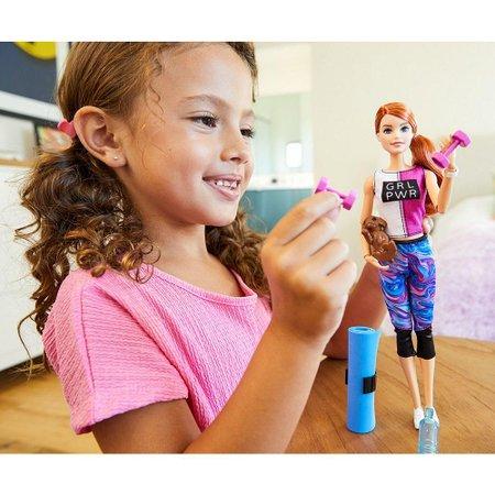Barbie Fashionista Dia de Spa Fitness - Mattel