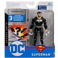 Mini Figura DC Comics Super-Homem Preto - Sunny