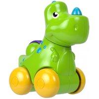 Fisher-Price Carrinho Dinossauro T-Rex Verde - Mattel