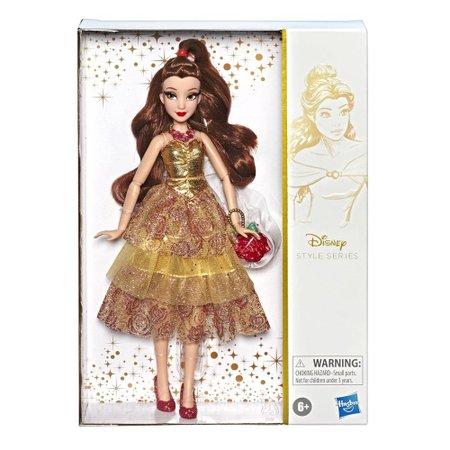 Boneca Princesas Disney Style Series Bela - Hasbro