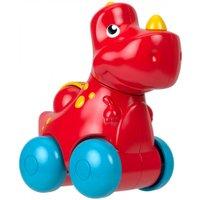 Fisher-Price Carrinho Dinossauro T-Rex Vermelho - Mattel