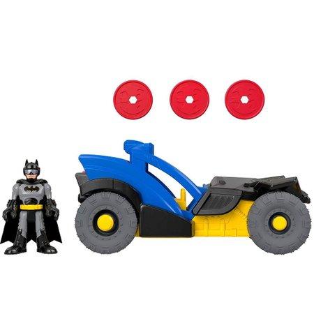 Imaginext DC Super Friends Buggy do Batman - Mattel