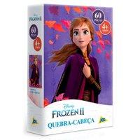 Quebra-Cabeça Frozen 2 Anna 60 Peças - Toyster