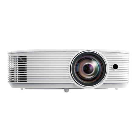 Projetor Optoma EH412ST DLP 1080p Full HD de curto alcance Branco
