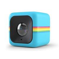Câmera de ação Full HD Cube Polaroid Azul  - POLCUBELSBL