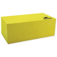 Bloco de Yoga 22cm x 8cm x 10cm Muvin BLY-100 - Amarelo
