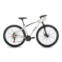 Bicicleta Mazza Bikes Fire Aro 29 - Branca - 21 - MZZ - 200